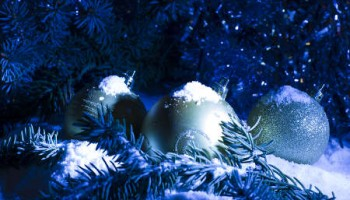 Tarjeta electrónica de Navidad