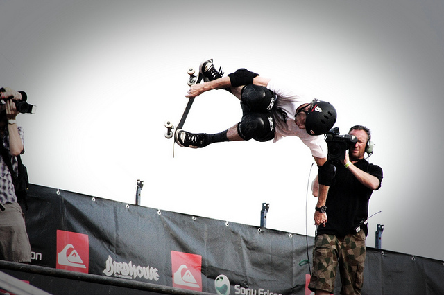 Tony Hawk, un superdotado del skateboarding