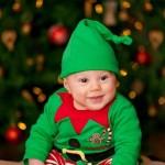 disfraces navidad duende infantil niño