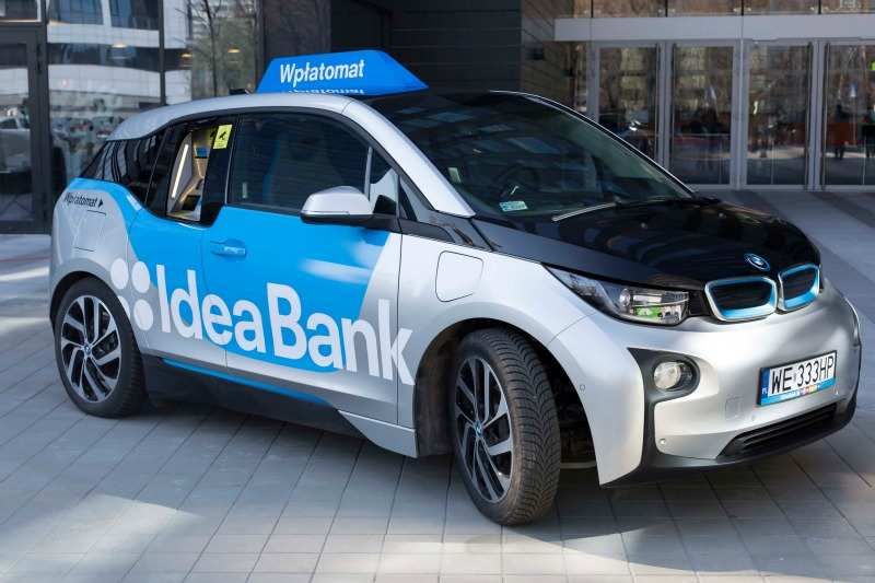 BMW i3 Polish Idea Bank
