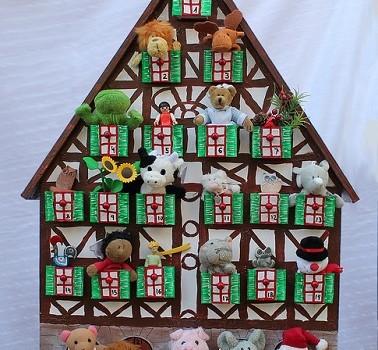 Navidad el calendario de adviento origen y significado for Calendario adviento ninos