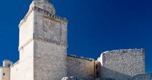 El léon del castillo de Barcience