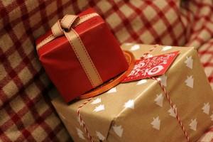 Regalos de Navidad envoltorio