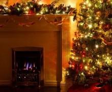 Árbol Navidad clásico.