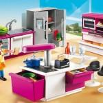 cocina moderna mansion lujo