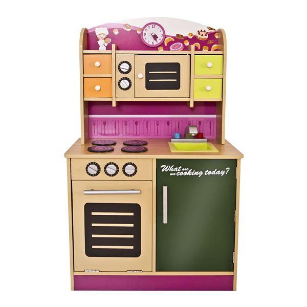 Comprar una cocinita de juguete el regalo ideal - Cocinitas de madera infantiles baratas ...