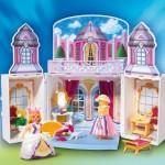 palacio princesa amueblado playmobil