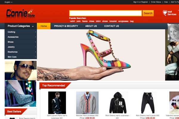 Dónde comprar imitaciones de ropa de marca en webs de China