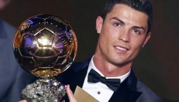 cristiano ronaldo, balon de oro, estrena película