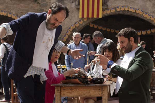 """Crítica de """"Ocho apellidos catalanes"""", con Dani Rovira"""