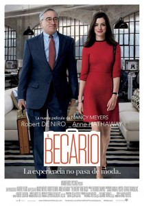 El Becario de Robert De Niro