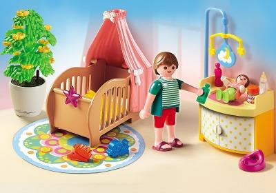 La casa de playmobil elige entre los distintos modelos for Playmobil chambre enfant