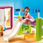 dormitorio infantil mansion moderna lujo