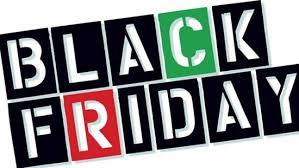 ¡Ya llega, ya llega! El fenómeno Black Friday va a comenzar