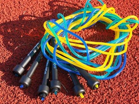 Beneficios de saltar a la cuerda para running