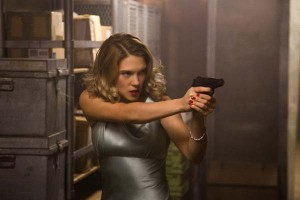 La nueva chica Bond