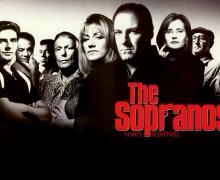 Poster original de The Sopranos