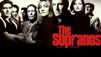 Poster original de The Sopranos