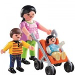 mujer embarazada bebe playmobil