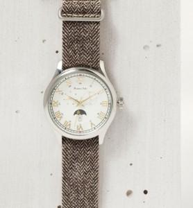 Reloj retro de Massimo Dutti