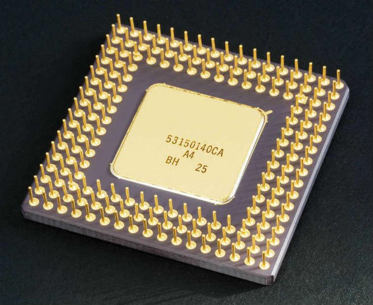 Especificaciones técnicas de los procesadores