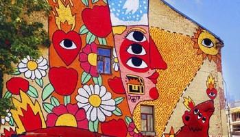 ricardo cavolo Mural+Moscow