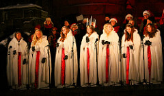 13 de diciembre. Fiesta de Santa Lucía