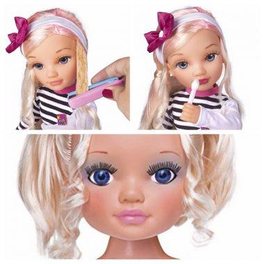 sets de maquillaje de Nancy para niñas
