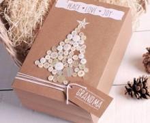 envoltorio regalos de Navidad