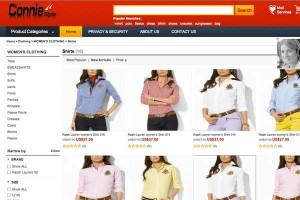 Comprar online ropa