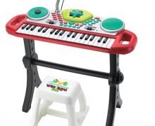 teclado electronico imaginarium