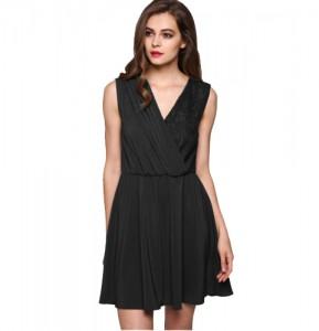 vestido nochevieja negro