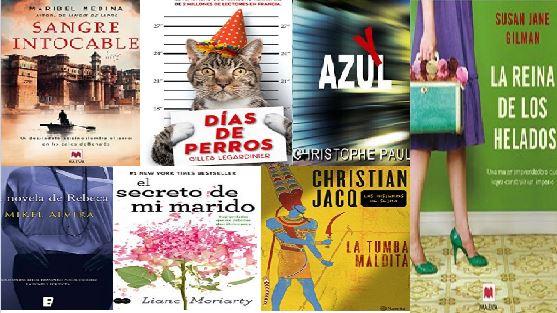 10 novelas recomendadas para leer estas navidades