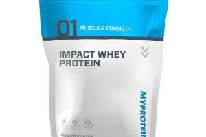 Impact Whey Protein de Myprotein