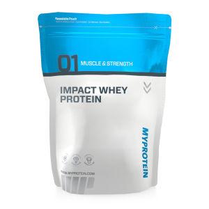 Análisis de Impact Whey Protein de Myprotein