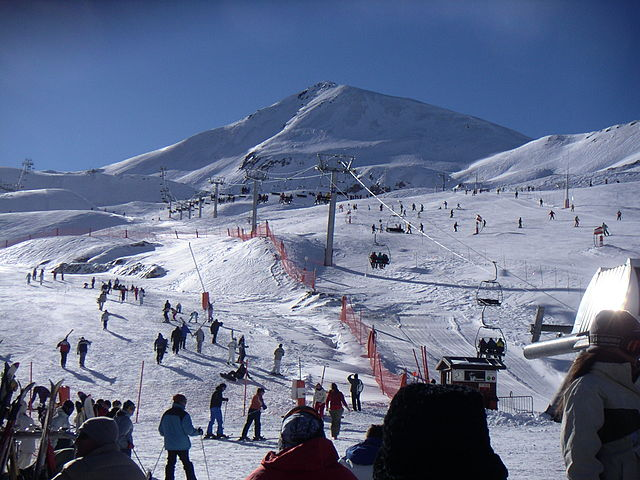Las diez estaciones de esquí con más pistas en España