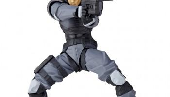 Metal Gear Solid Figura Snake