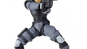 Metal Gear Solid Figura Snake