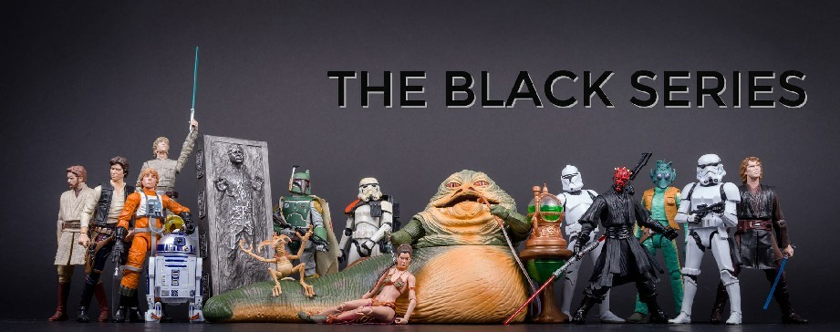 Figuras Star Wars Black Series
