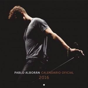 PABLO ALBORAN CALENDARIO 2016