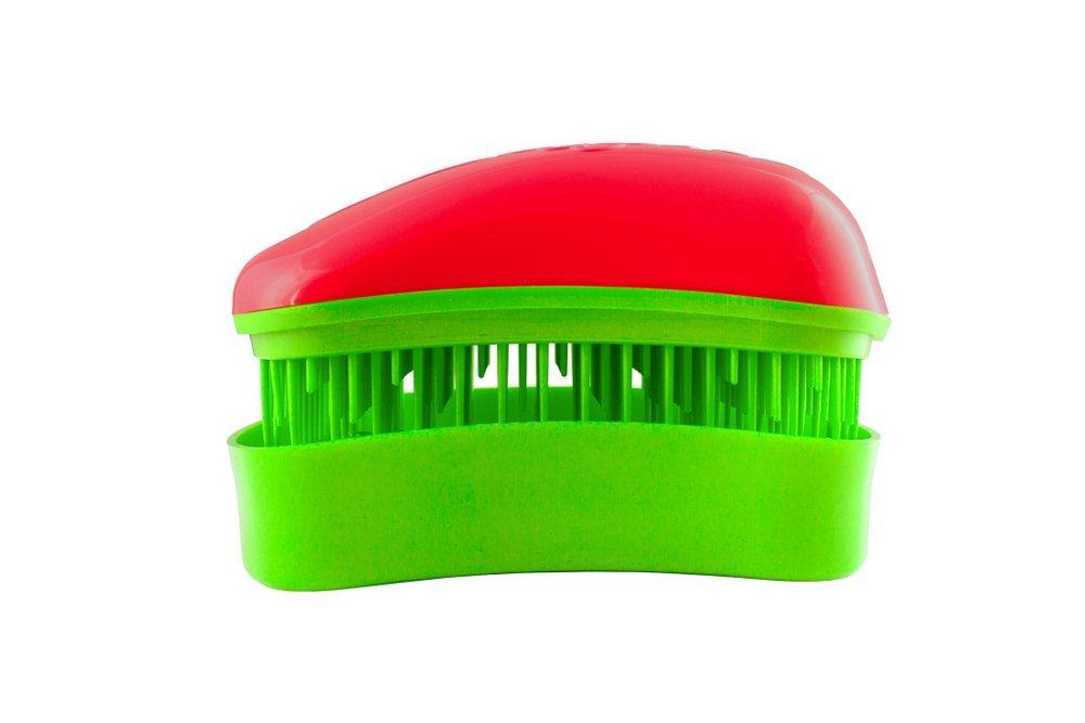 Mejores cepillos anti rotura Dessata color cereza y lima