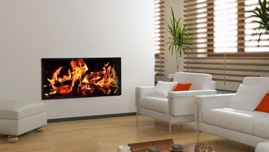 Chimeneas eléctricas: dan calor, son seguras, prácticas y decorativas