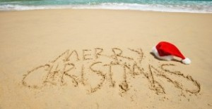 Christmas-at-the-beach