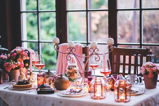 Navidad 2015: Tendencias para decorar la mesa de comedor
