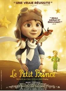 El Principito (2015), versión animada de la novela de Antoine de Saint- Exupéry
