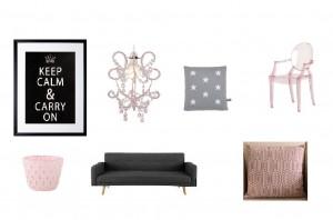 Ideas decoración en rosa cuarzo