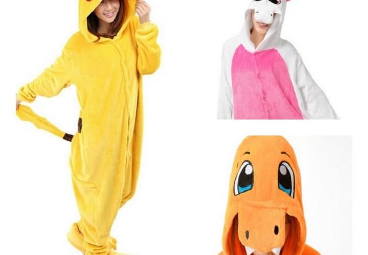 557da91e00 Pijamas Kigurumi  Disfraces cosplay para Carnavales