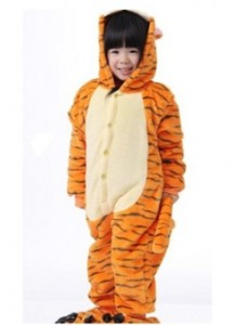 disfraces kigurumi para niños