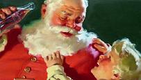 publicidad refresco Santa Claus