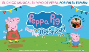 Peppa Pig, en el Palacio de Congresos